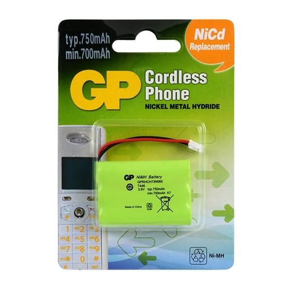 GP T446 3.6 V 750 mAh Telsiz Telefon Pil