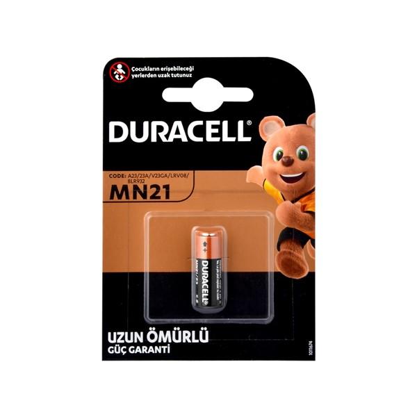 Duracell MN21, A23, 23A 12V Kumanda Pili