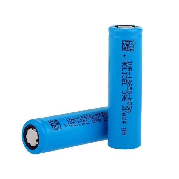 Molicel 18650 3.7V 3500 mAh Li-ion Şarj...