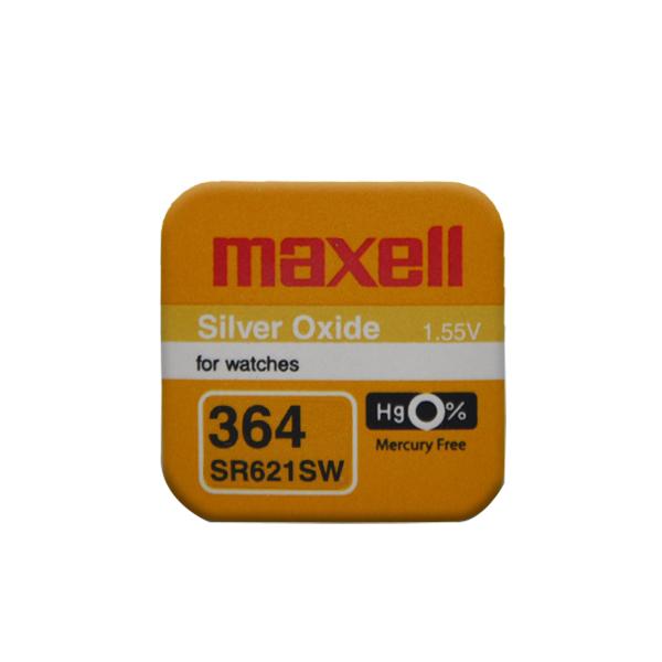 Maxell 364 SR621SW Saat Pili