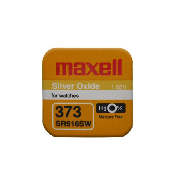 Maxell 373 SR916SW Saat Pili
