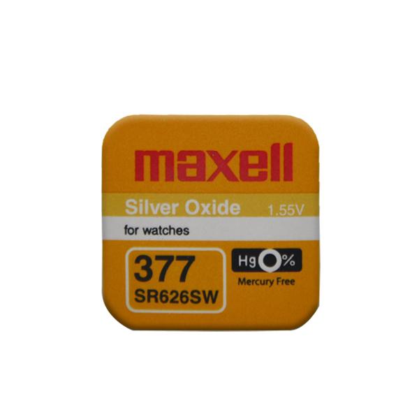 Maxell 377 SR626SW Saat Pili