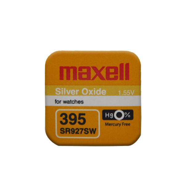 Maxell 395 SR927SW Saat Pili