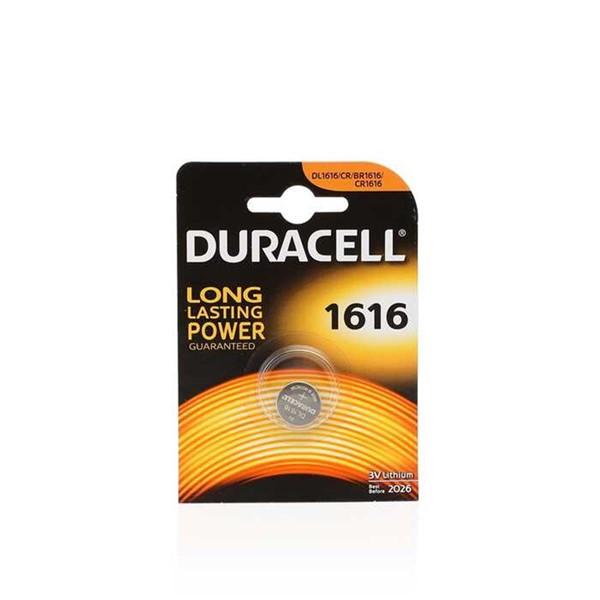 Duracell CR1616 Lithium 3V Pil