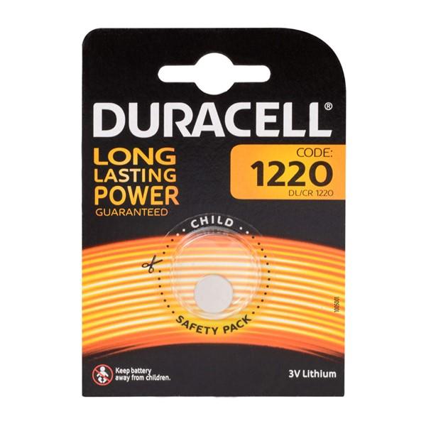 Duracell CR1220 3V Lithium Pil