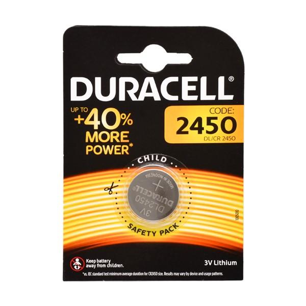 Duracell CR2450 3V Lithium Pil