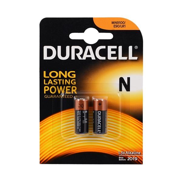 Duracell MN9100, E90, N Size, LR1 1.5V K...