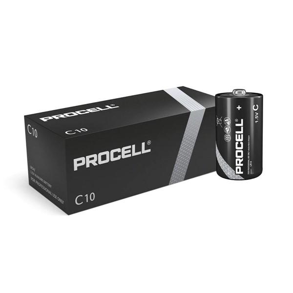 Duracell Procell Endüstriyel C Orta Boy...