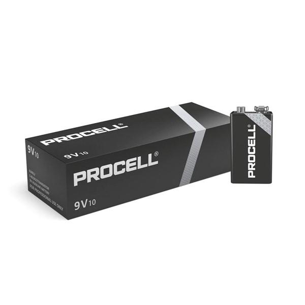 Duracell Procell Endüstriyel 9V Alkalin...
