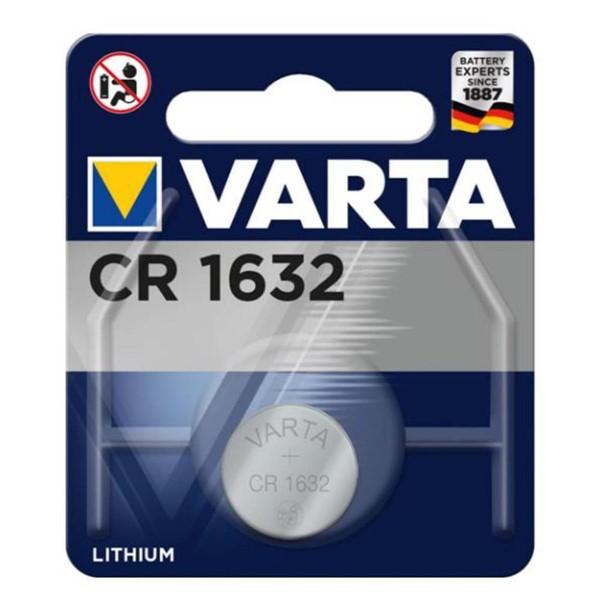 Varta 6632 CR1632 Lithium 3V Pil