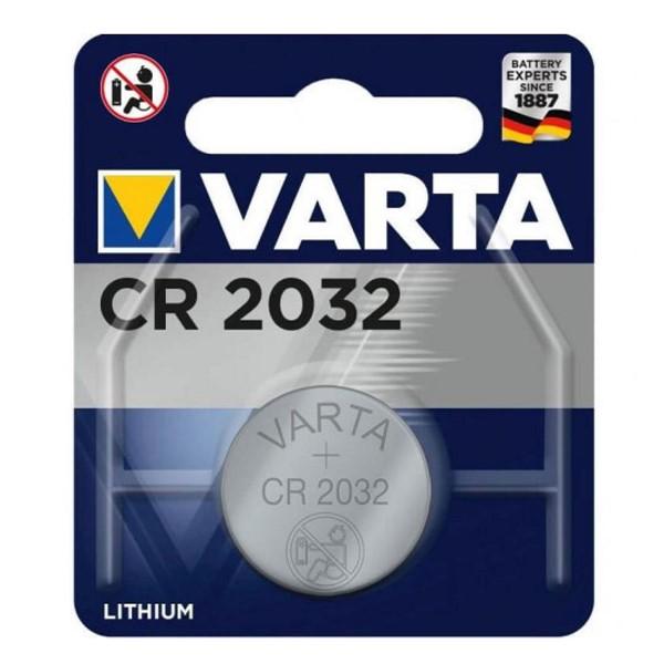 Varta 6032 CR2032 Lithium 3V Pil