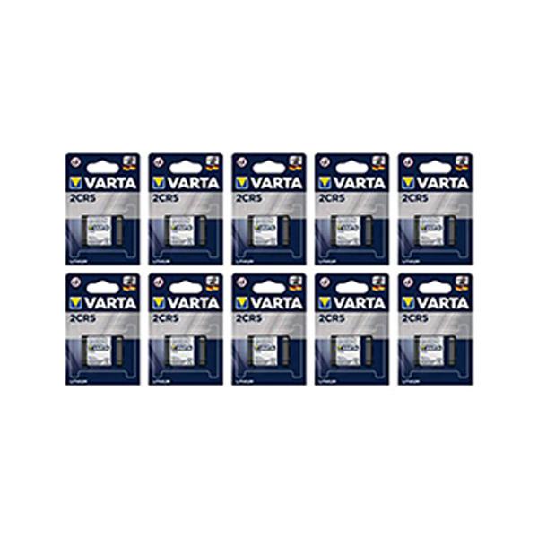 Varta 6203 Professional Lithium 2CR5 Pil...