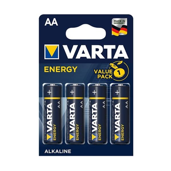 Varta 4106 Energy AA Kalem Pil 4'lü