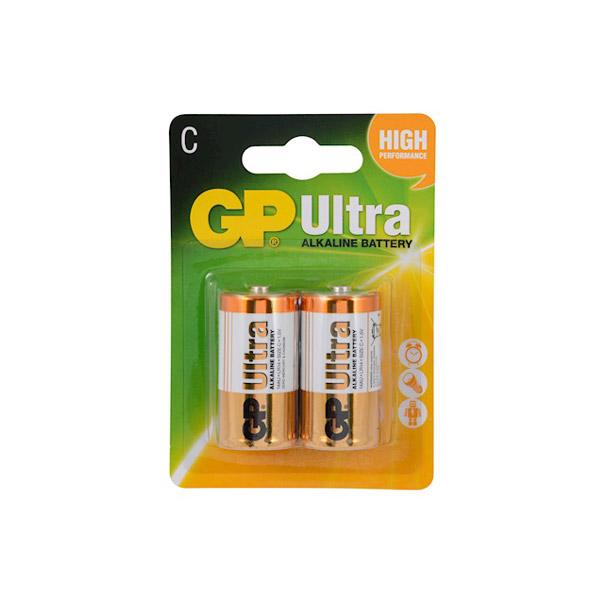 GP Ultra Orta Pil 2'li