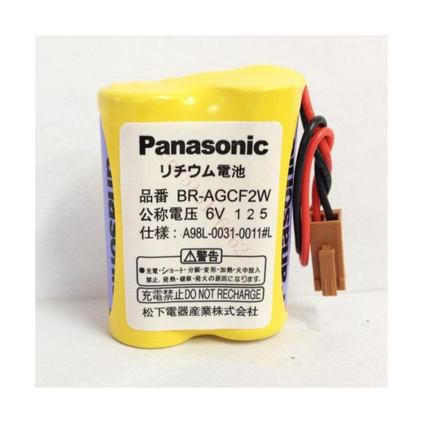 Panasonic BR-AGCF2W 6V Lithium Pil
