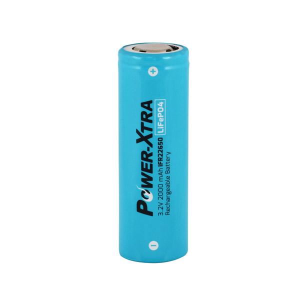 Power-Xtra 3.2V 2000 Mah Şarjlı Pil