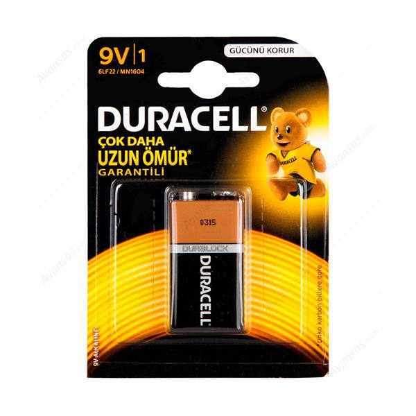Duracell 9 Volt Alkalin
