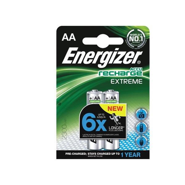 Energizer 2300 Mah Şarjlı Kalem Pil 2 ...