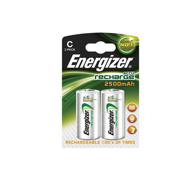 Energizer 2500 Mah Şarjlı Orta Pil 2 l...