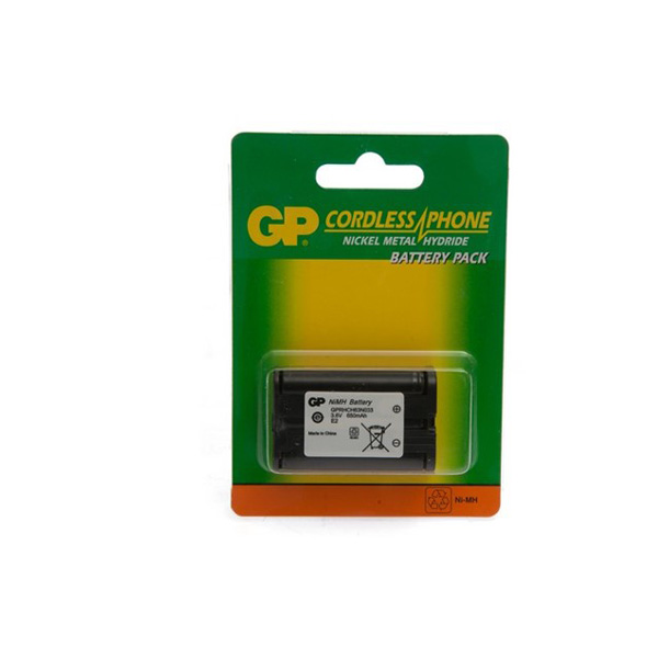 GP T444 3.6V 650 mAh Telsiz Telefon Pil