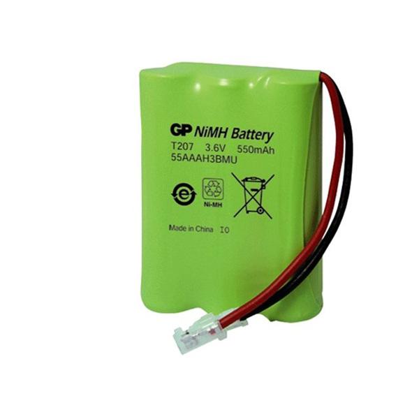 GP T207 3.6V 550 mAh Telsiz Telefon Pili