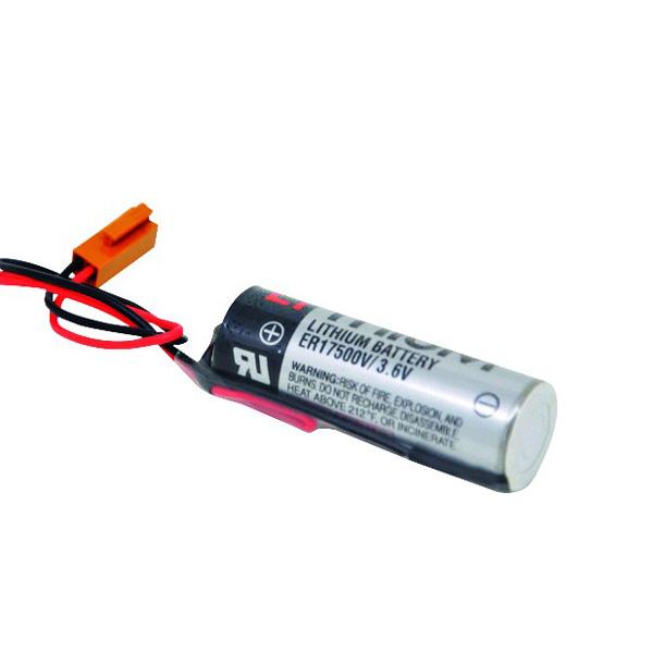 Toshiba ER17500 3.6V Lithium Pil